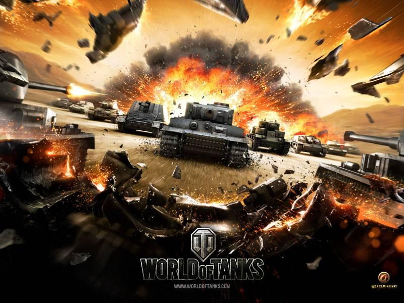 Заставка world of tanks