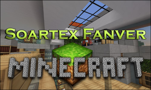 soartex fanver для minecraft