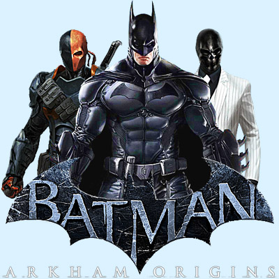 игра batman arkham origins