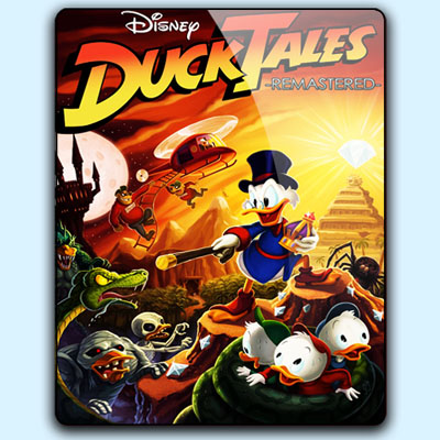 игра ducktales remastered