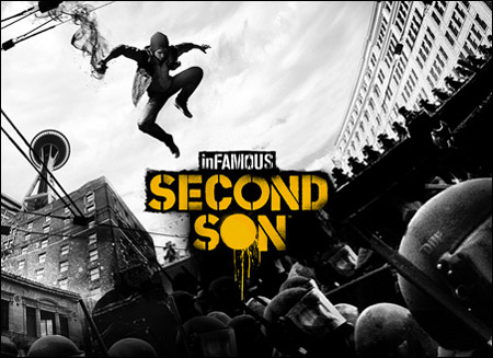 игра infamous second son